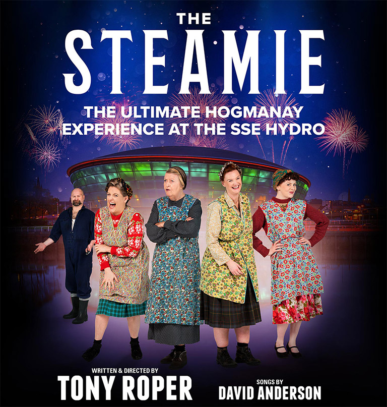 The Steamie Play at the SSE Hydro